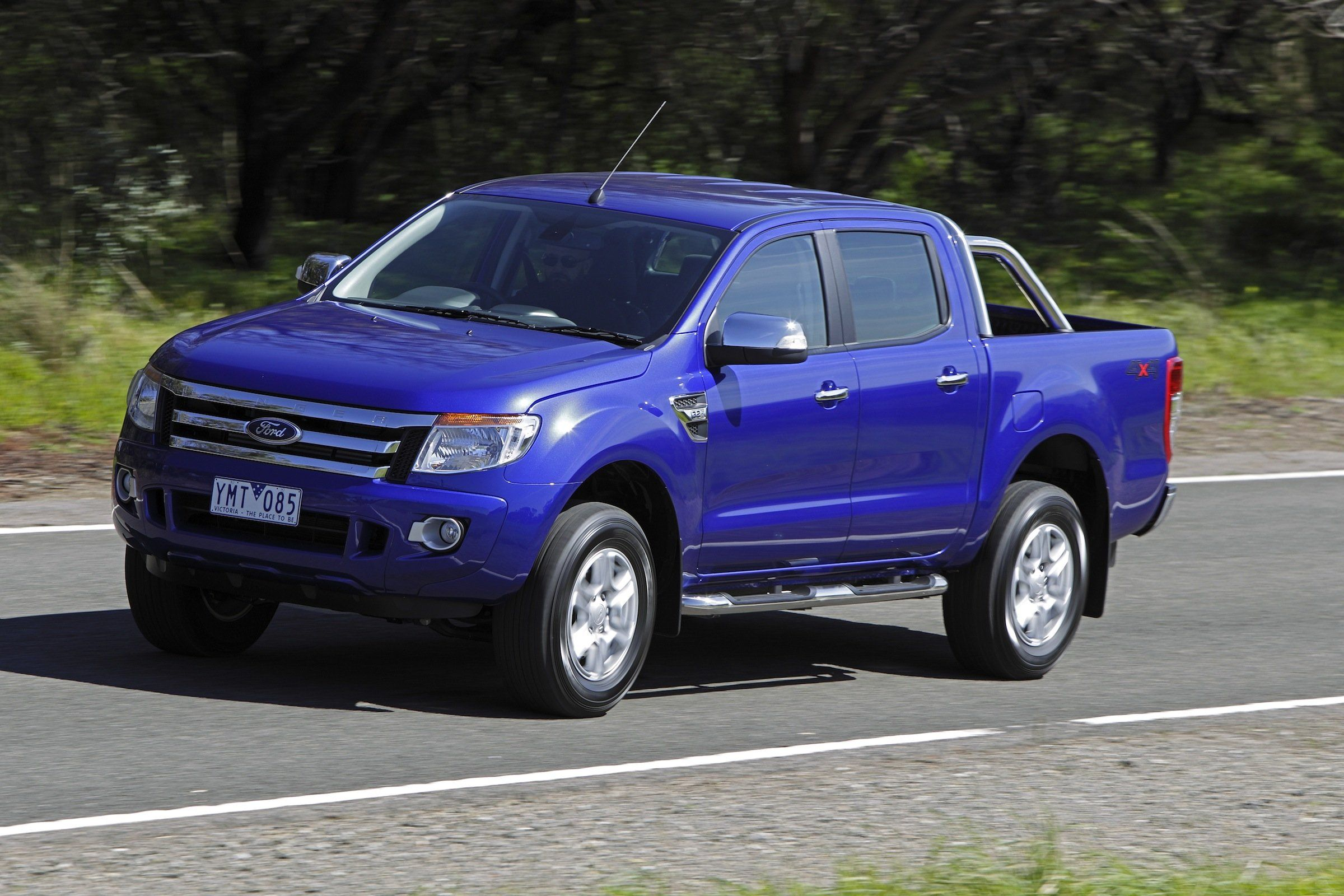 Ford Ranger Cruising