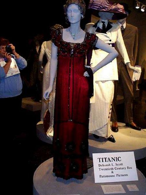 Red Quot Jump Dress Quot From Titanic Yes Please Costume
