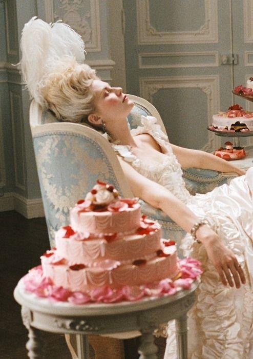 This Madame Is Versailles Tårtor Av Olika Slagcakes Of