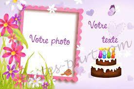 faire une carte d anniversaire personnalisée Résultat de recherche d'images pour