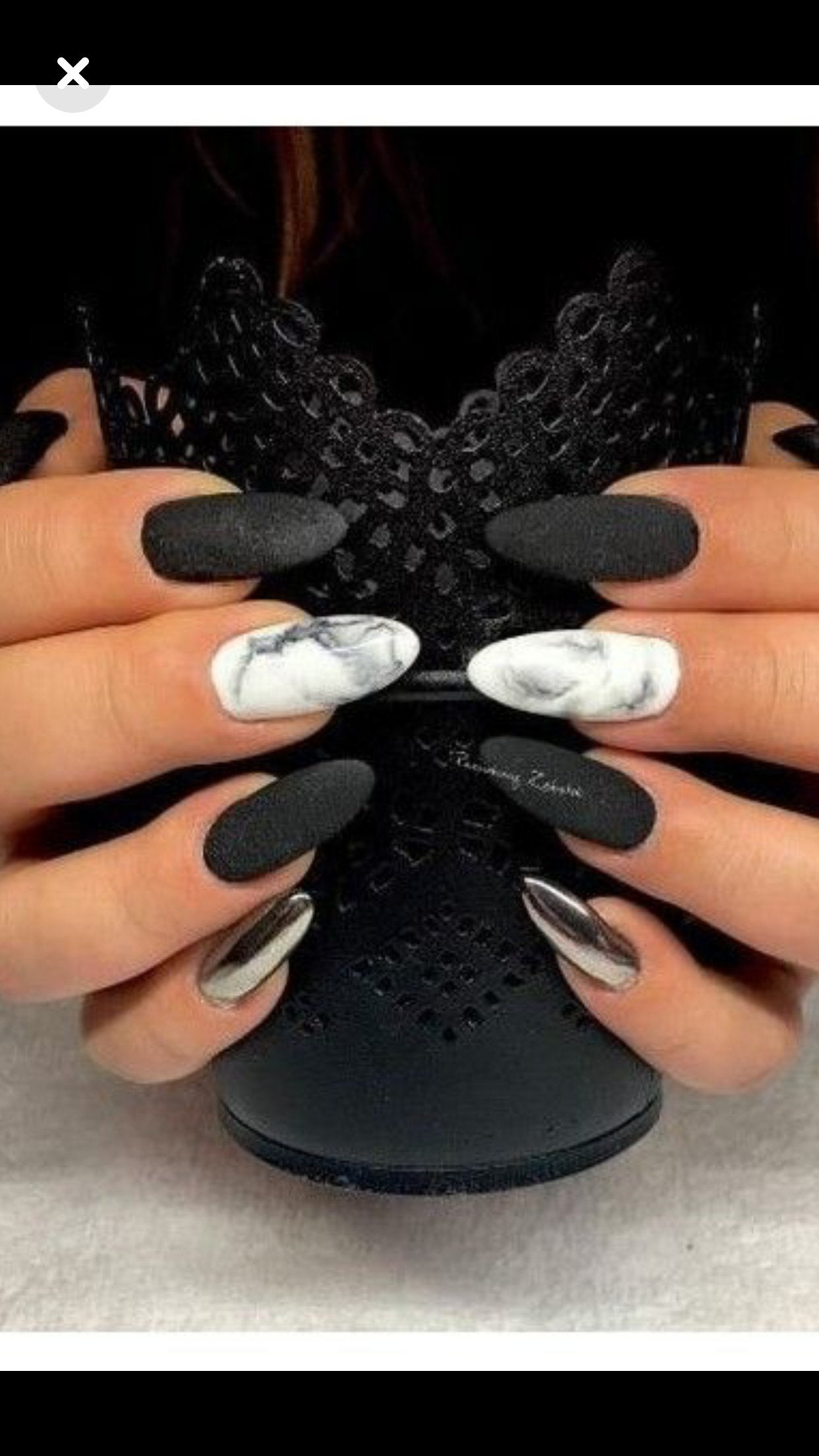 Pin by Ashley on Claws | Pinterest | Pedicure nail designs, Nail ...