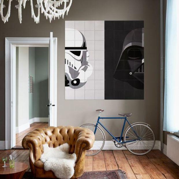 Minimal Star Wars Wall Art - UltraLinx