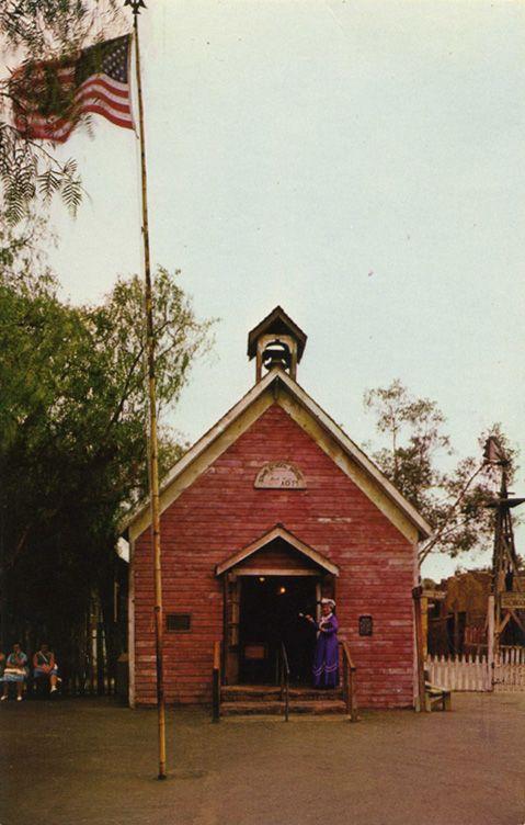 Old Schoolhouse.