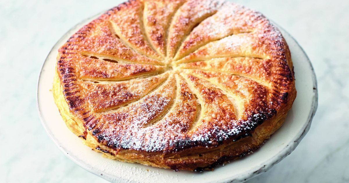 Almond Pastry Puff Recipe With Images Almond Pastry Jamie