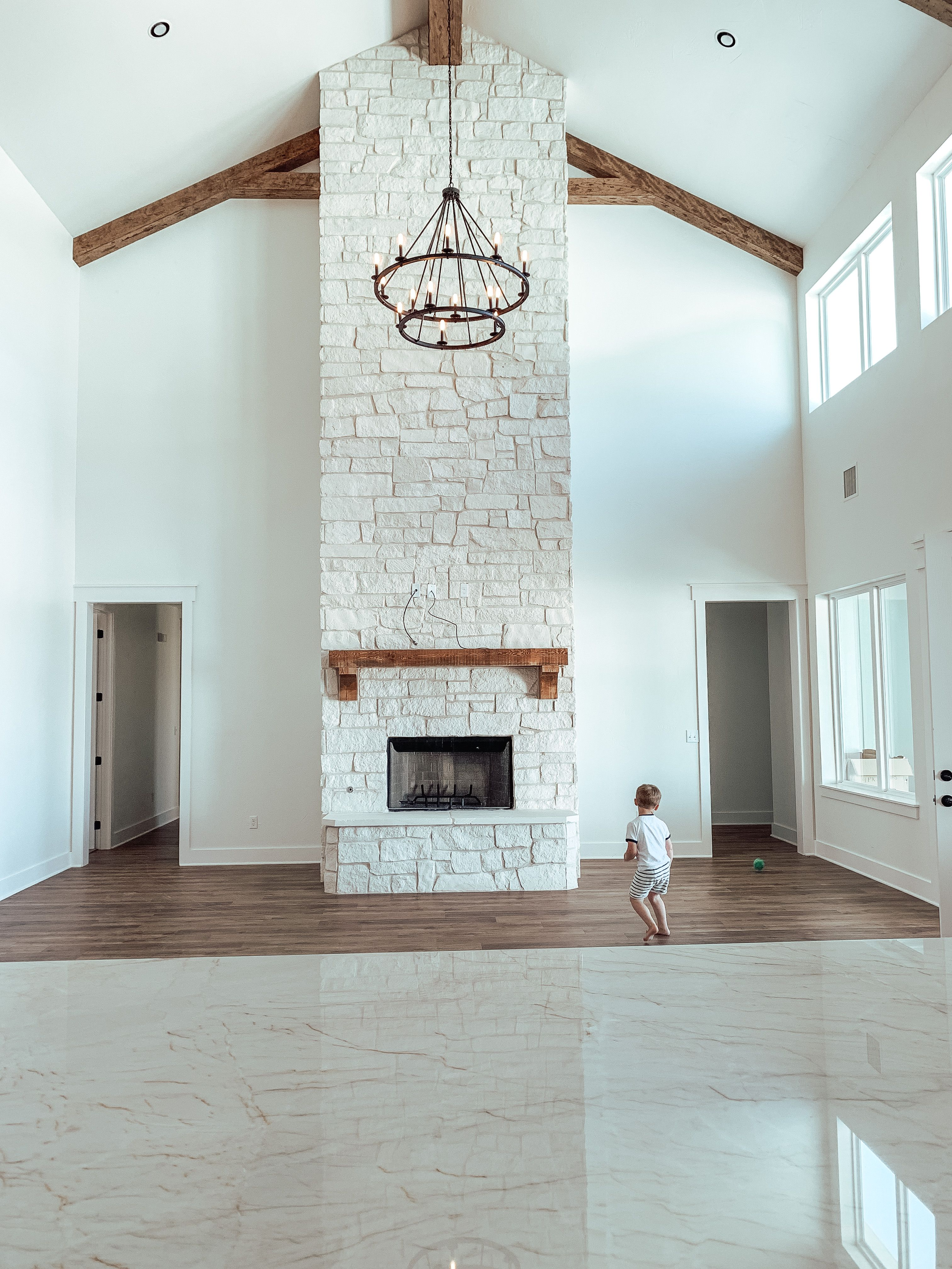 White Fireplace Design Vaulted Ceilings Vaulted Ceiling Living Room Cathedral Ceiling Living Room Beach House Living Room