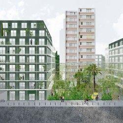 NP2F Architectes . OFFICE Kersten Geers David Van Severen . BUREAU BAS SMETS
