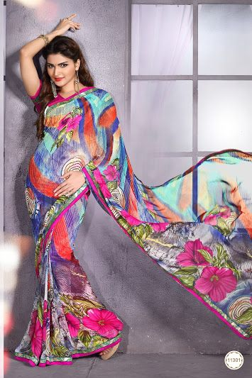 #VYOMINI - #FashionForTheBeautifulIndianGirl #MakeInIndia #OnlineShopping #Discounts #Women #Style #EthnicWear #OOTD  Only Rs 869/-, get Rs 228/- #CashBack, ☎+91-9810188757 / +91-9811438585