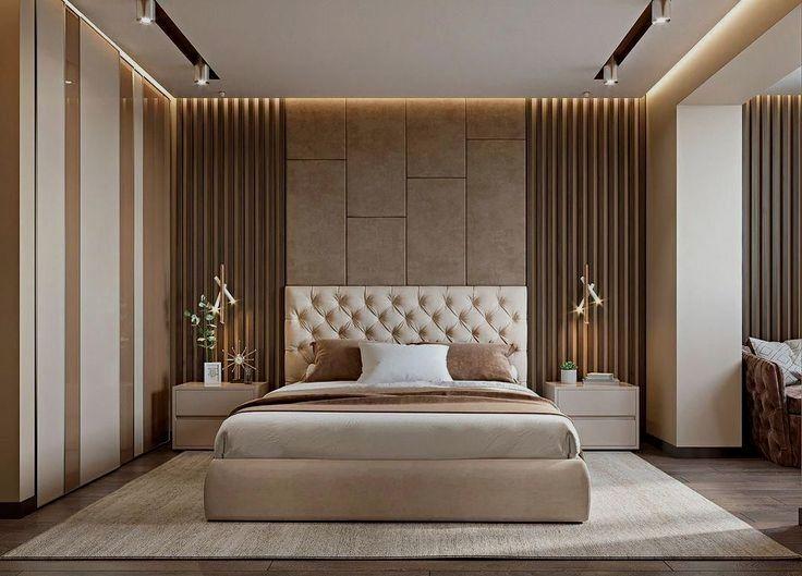 Luxurious Master Bedroom Bedroom Furniture 2020 - TRENDECORS