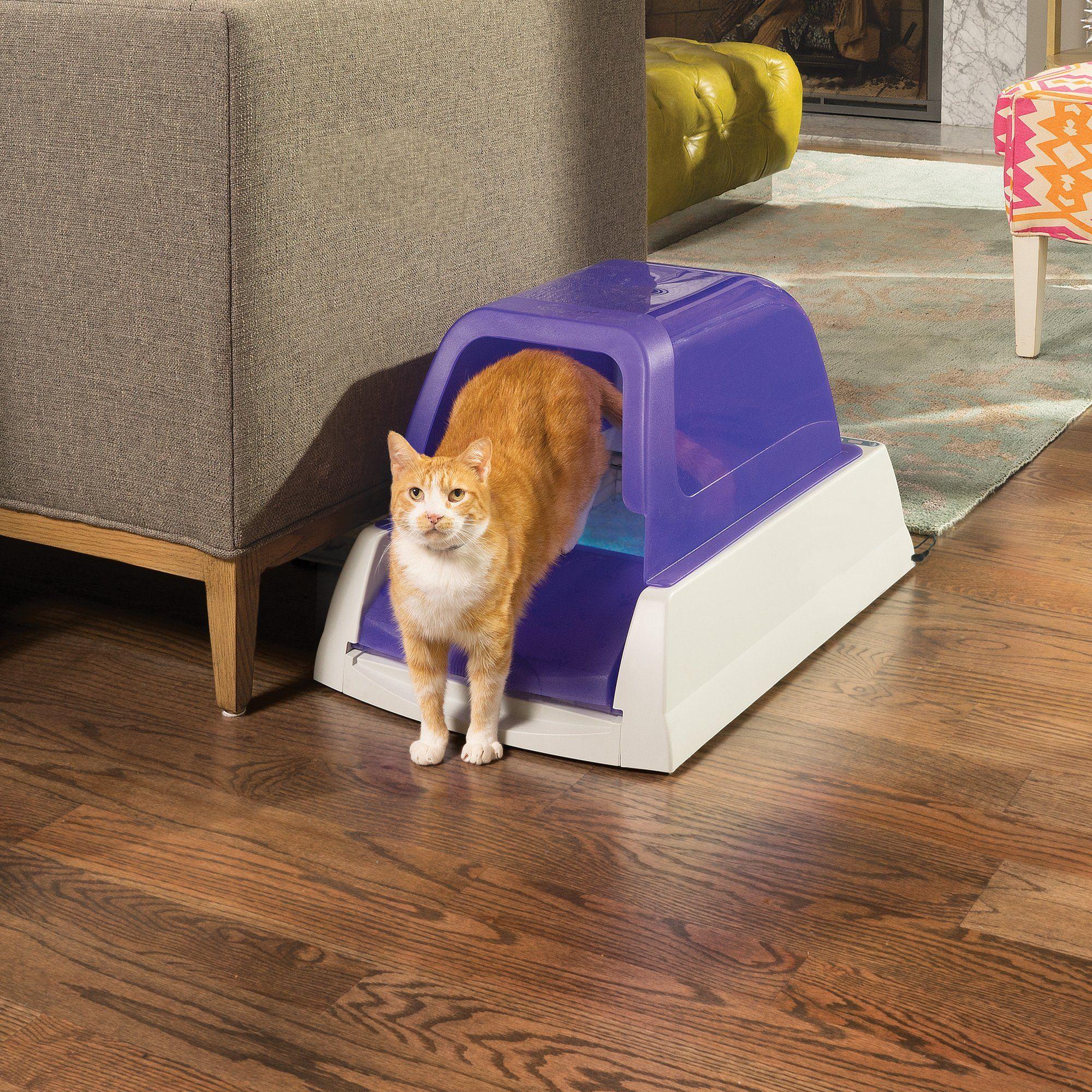 ScoopFree by PetSafe Ultra SelfCleaning Litter Box, 24