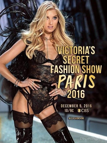 Phim Victoria's Secret Fashion Show 2016