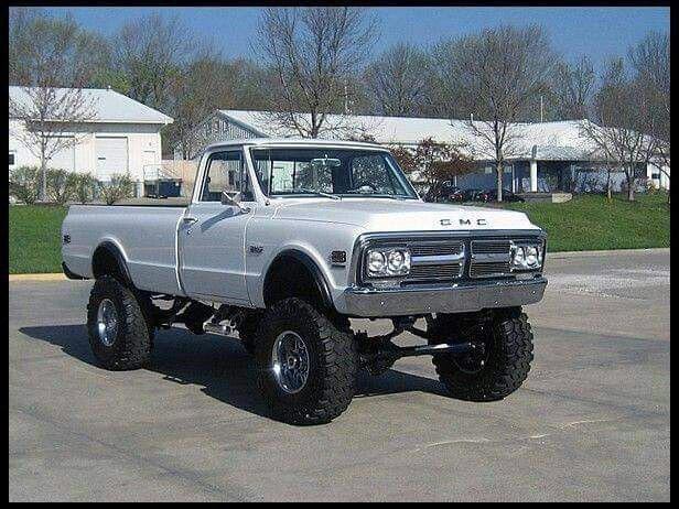 Jacked Up Chevy Trucks >> 1972 GMC K20 454 `™` | 1 Chevy trucks and suvs | Trucks ...