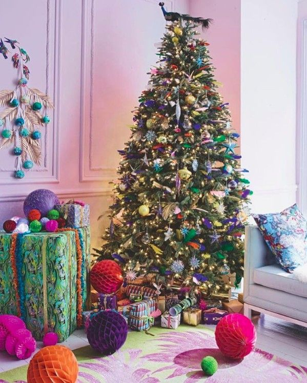 Living Room Christmas House Decorations Inside.21 Best Christmas Decors On Instagram Maury Christmas