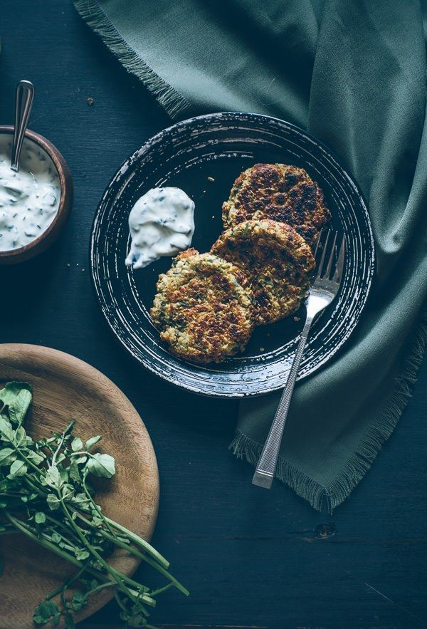 Quick and Easy Lentil Cakes (Souvlaki For The Soul)