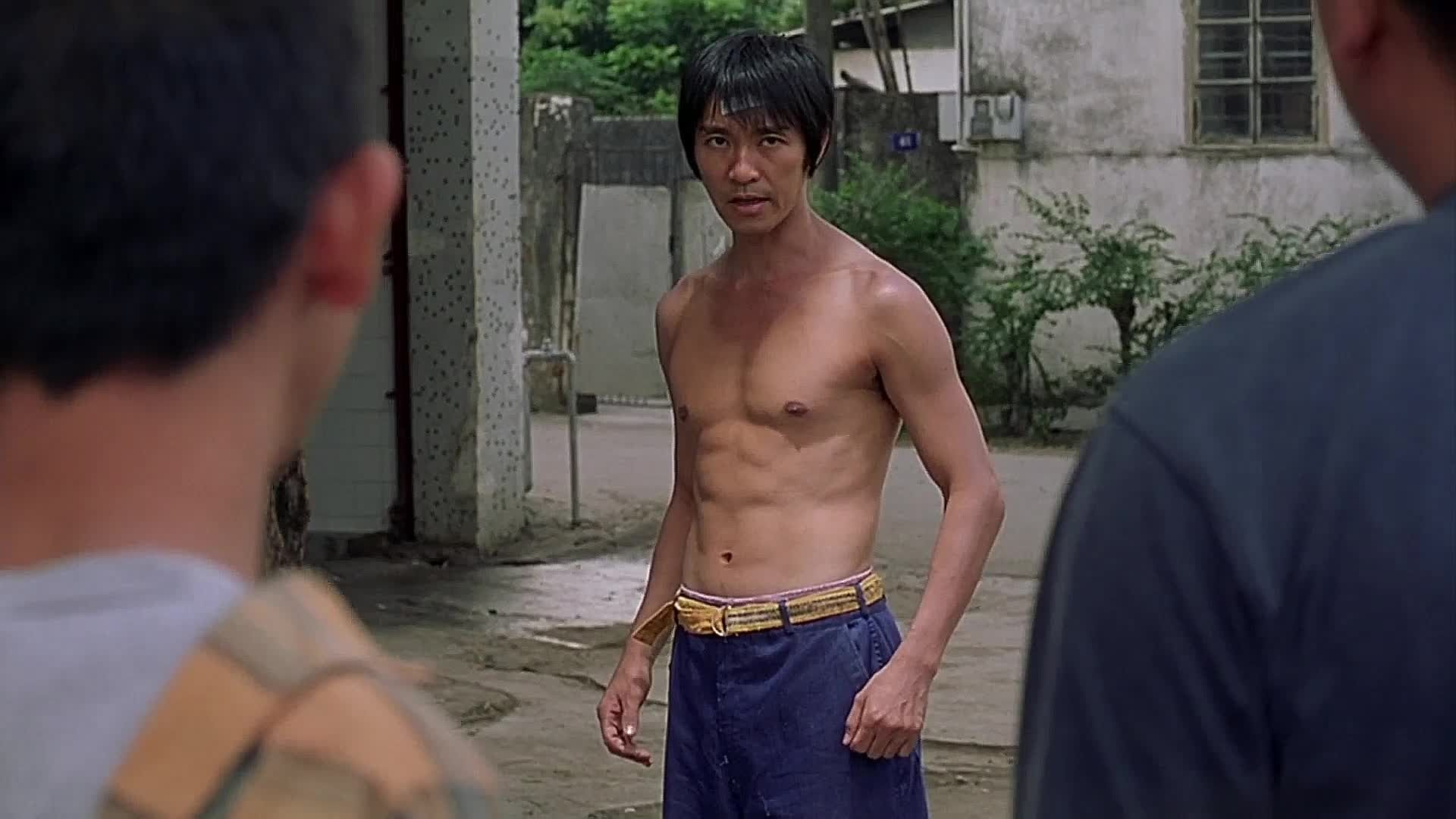 M A A C Maac Fight Of The Day Stephen Chow Vs Street Thugs