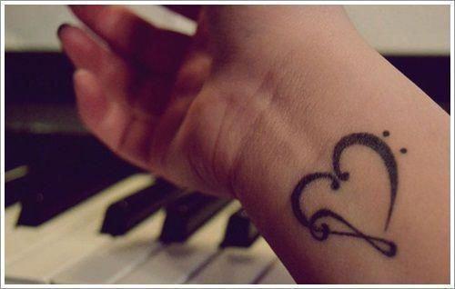 small wrist tattoo with meaning #smallwristtattooforwomen