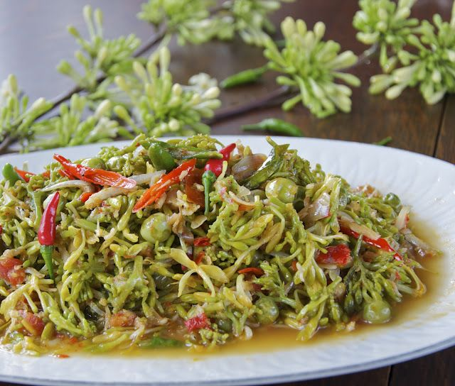 Tumis Bunga Pepaya Male Pepaya Flower Stir Fry Resep Masakan Sehat Resep Makanan Cina Tumis