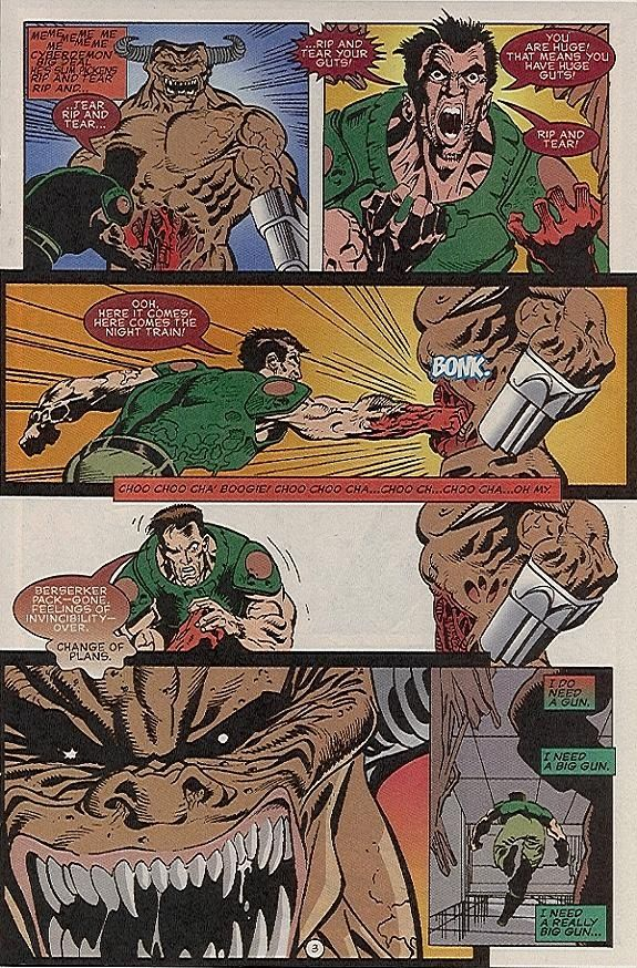 brutal doomguy | brutal cqc weapons the chainsaw the hunting knife