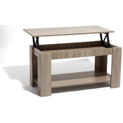 Table Basse Et D Appoint En Bois Metal Ou Verre Table Basse Escamotable Table Basse Table Basse Relevable