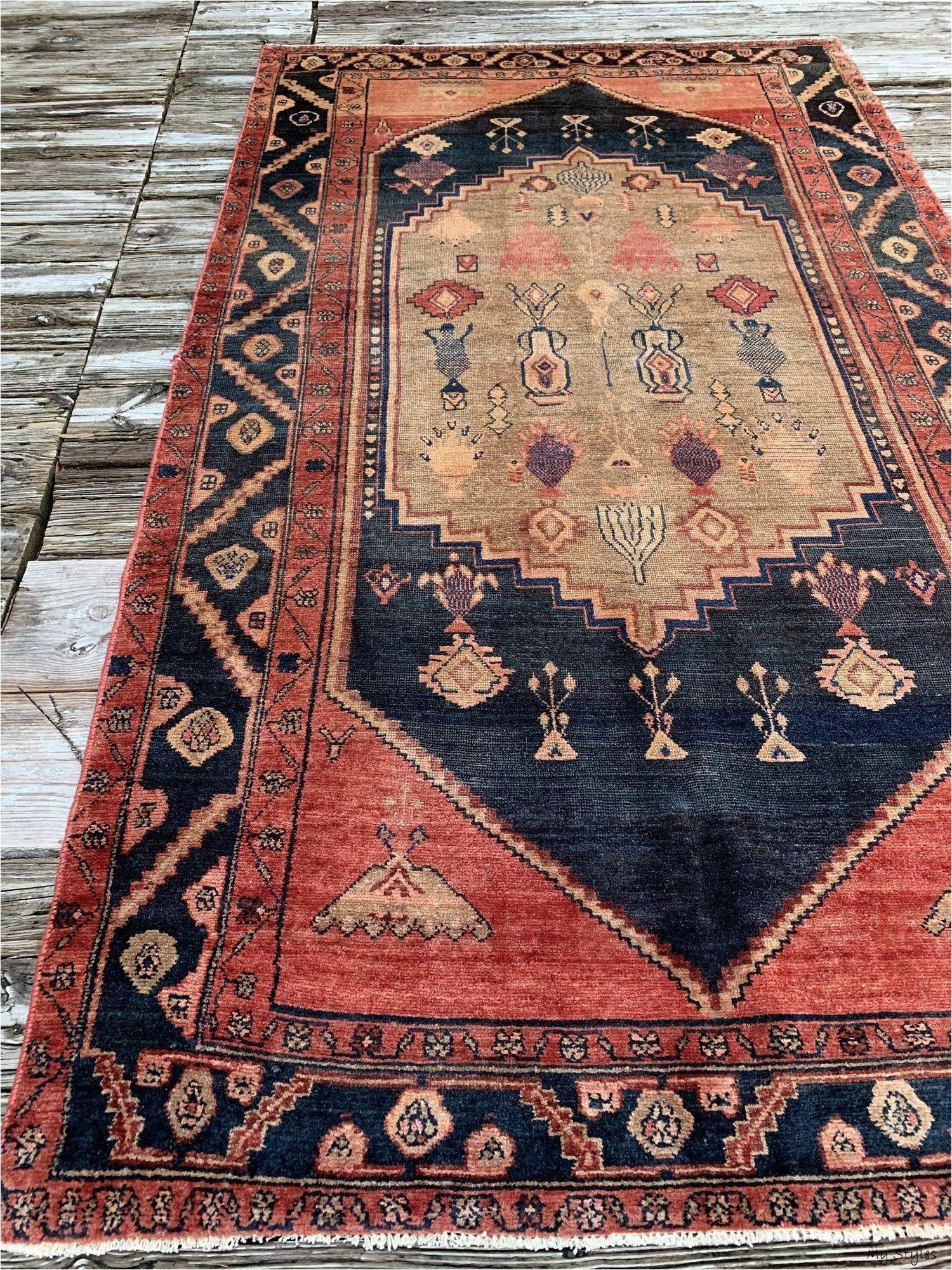 Runner Rug Stair Rug Floral Orange Kilims Oushak Rug Hall Etsy In 2020 Persian Rug Bedroom Stair Rugs Rugs