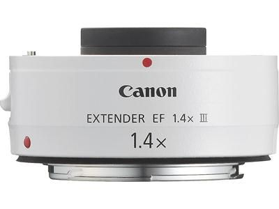 Get some extra versatility from your telephoto L-Series lens with this precision-designed 1.4X extender. Your 300mm lens, for example, will gain 40% more reach, with a resulting focal length of 420mm (on full-frame cameras) or 672mm (on APS-C sensor cameras) once this extender has been placed in the light path. And it will only give up one stop of light sensitivity in the process. It's like getting two lenses out of your kit bag when this extender is standing at the ready.