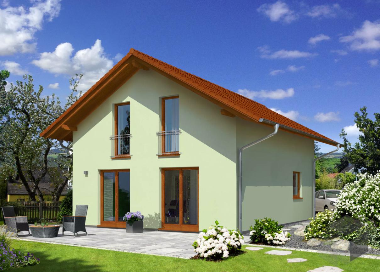 Massivhaus Raumwunder 100 Town Country Haus Schlusselfertig