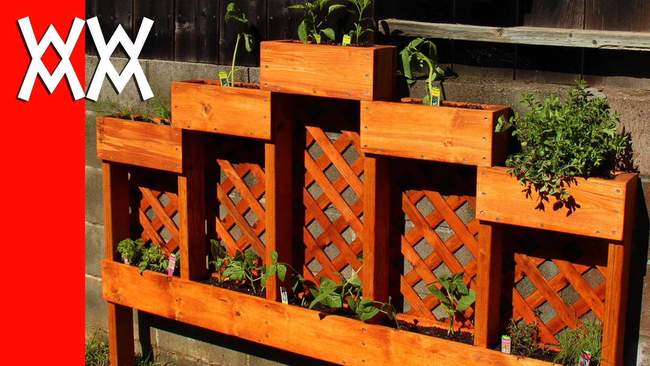 Easy Diy Herb Garden You Can Make This Planter In An 400 x 300