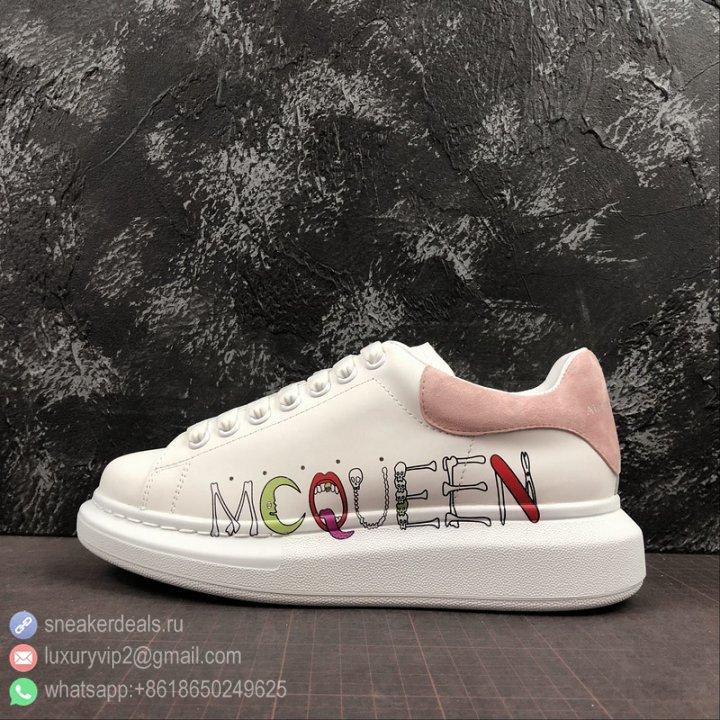 Alexander McQueen 5D Print 2019 Women