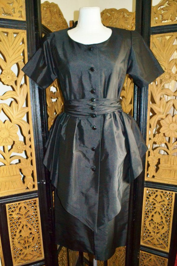 Vintage Casi Dress by 4LEXI on Etsy, $125.00