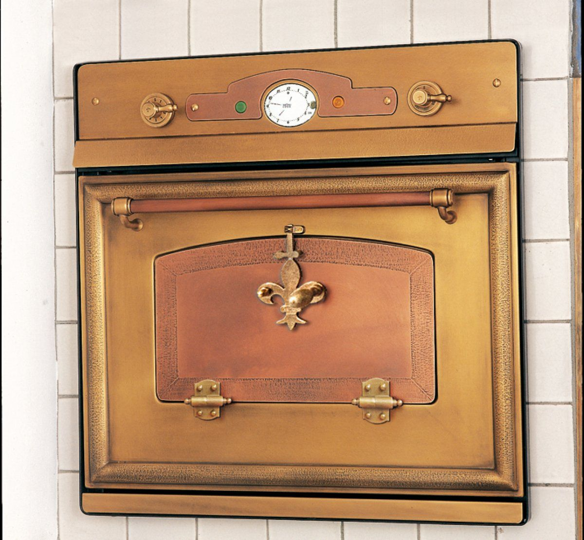 Forno Smeg Cortina Copper And Brass Oven Is It Possible To Be In Love With