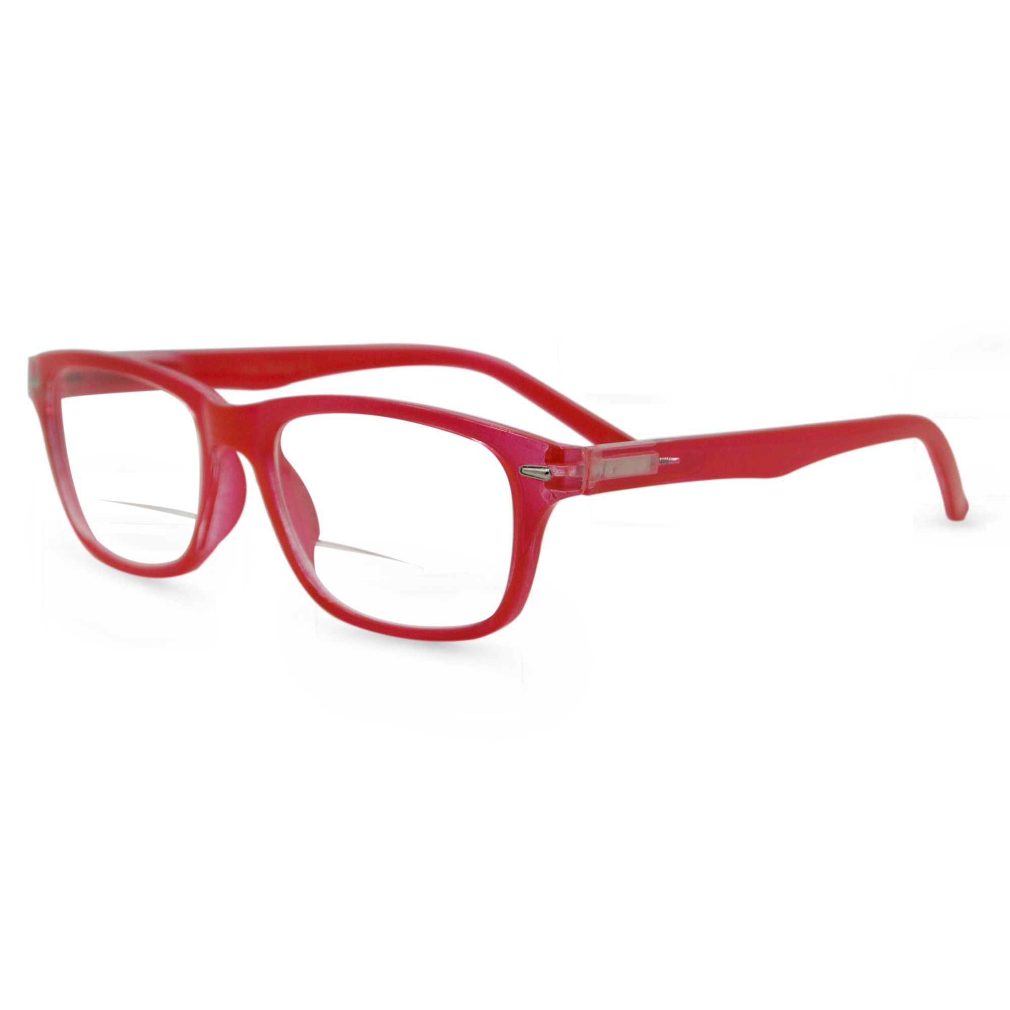 d542b4570a6 In Style Eyes Seymore Wayfarer BiFocal Reading Glasses for Both Men   Women