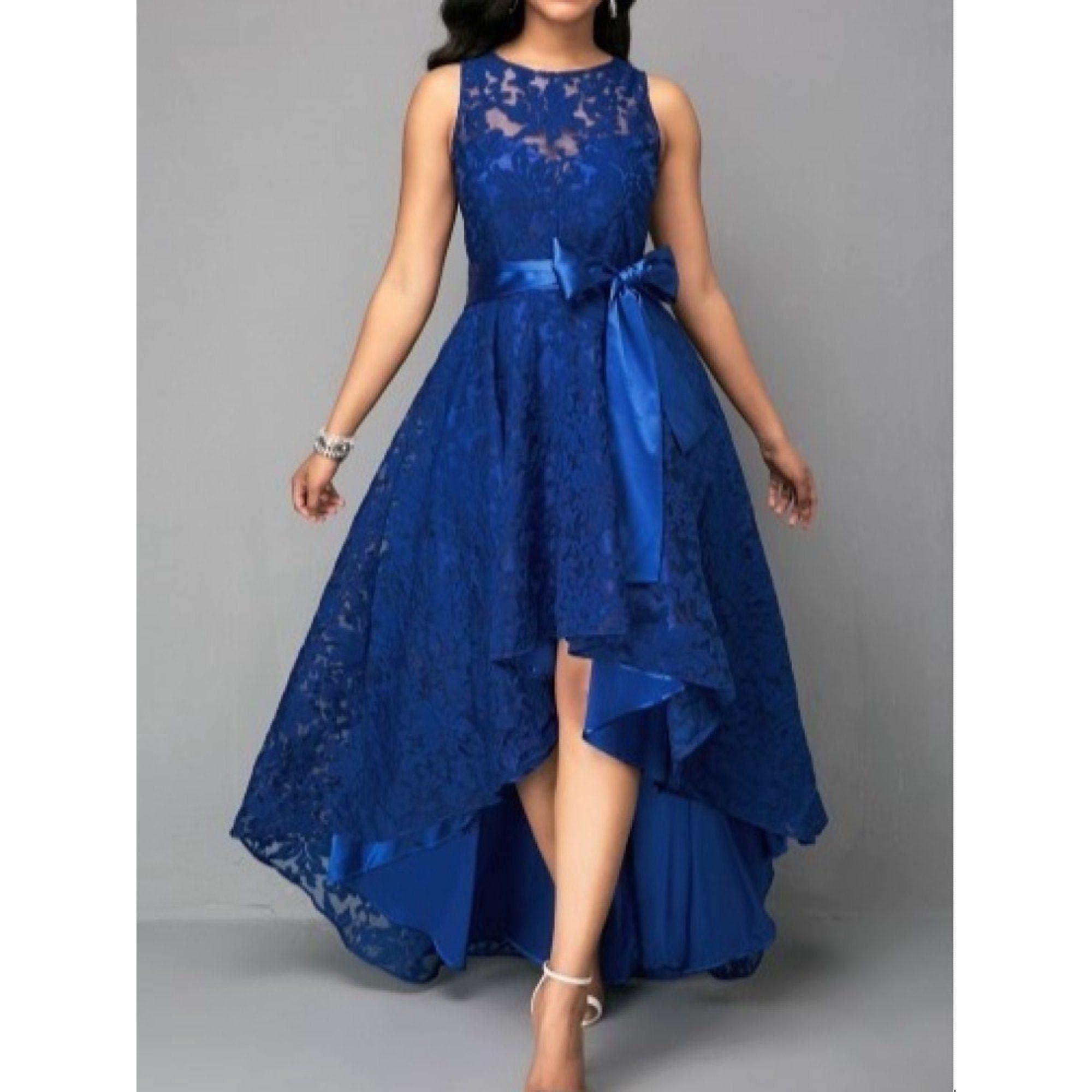 Sysea Sleeveless Women Lace Party Dress Irregular Dresses Walmart Com In 2021 Lace Party Dresses Lace Blue Dress High Low Prom Dresses [ 2000 x 2000 Pixel ]