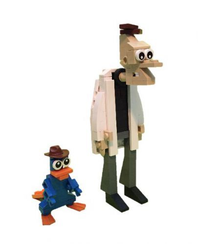 DrDoofenshmirtz By And Lego® Agent 221 Packer PA Creation mNw08n
