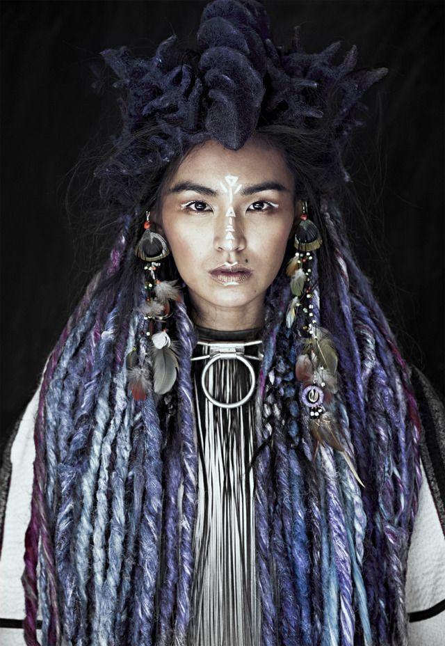 Pic by E'lan HAIR Concept - Bangstyle