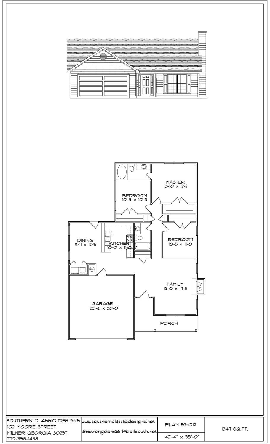 Plan 342 How To Plan Classic Design Square Feet