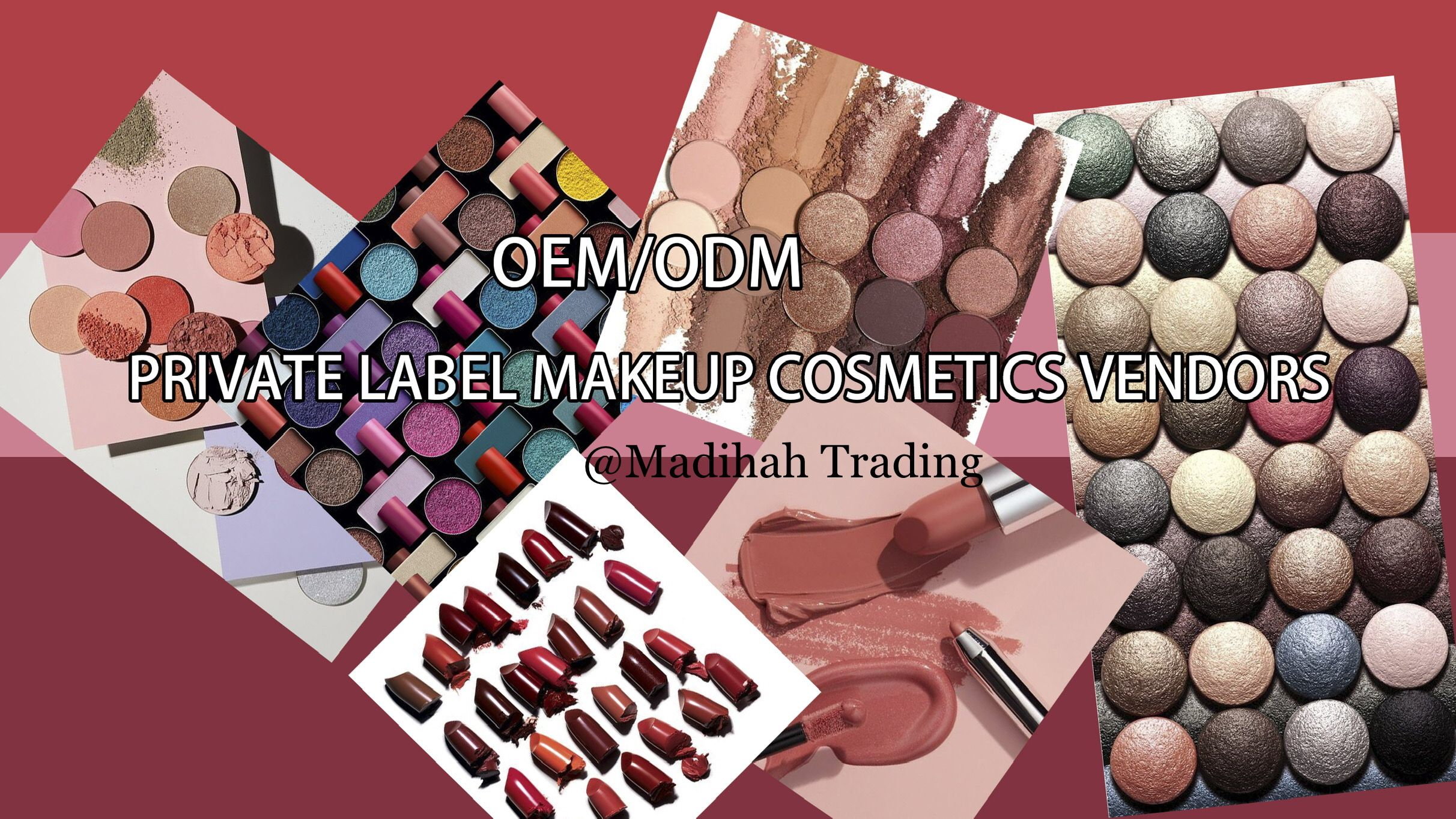 Madihah Trading wholesale private label cosmetics makeup
