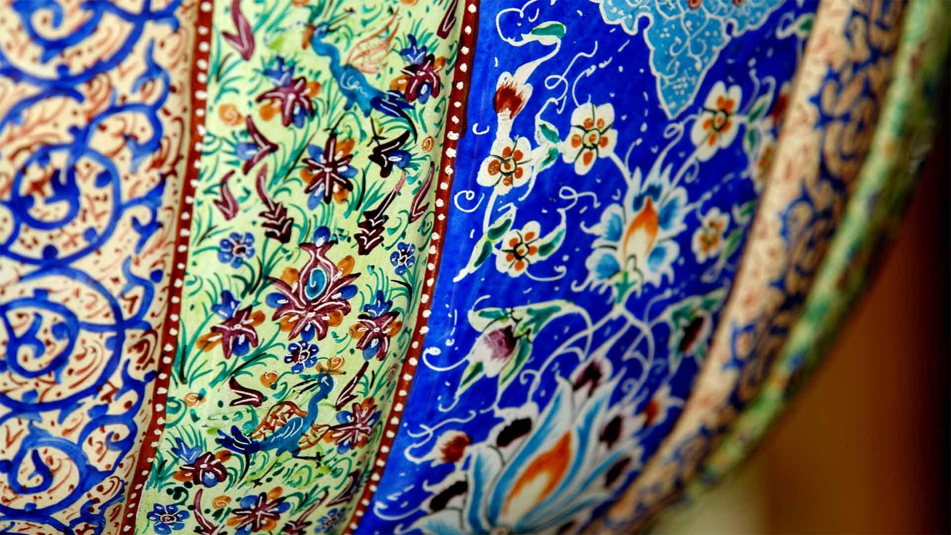 Mina- kari Iranian Art