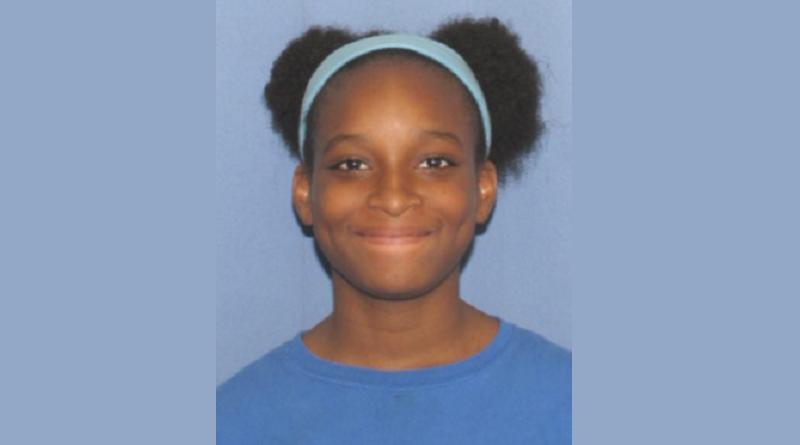 Missing from Dayton, Ohio, 14 year old Jada Thompson