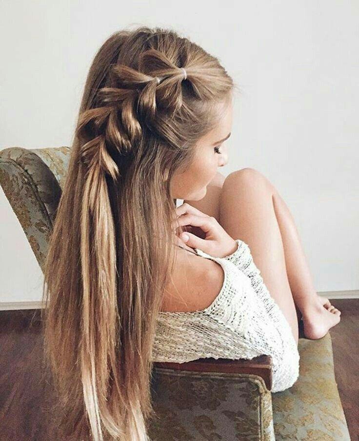 Pin Von Tracy Dillman Auf Hairstyes Geflochtene Frisuren Flechtfrisuren Zopf Lange Haare