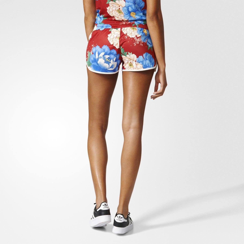 2f477e7bb21f9 ADIDAS CHITA SHORTS | ADIDAS ORIGINALS | Gym shorts womens, Adidas ...