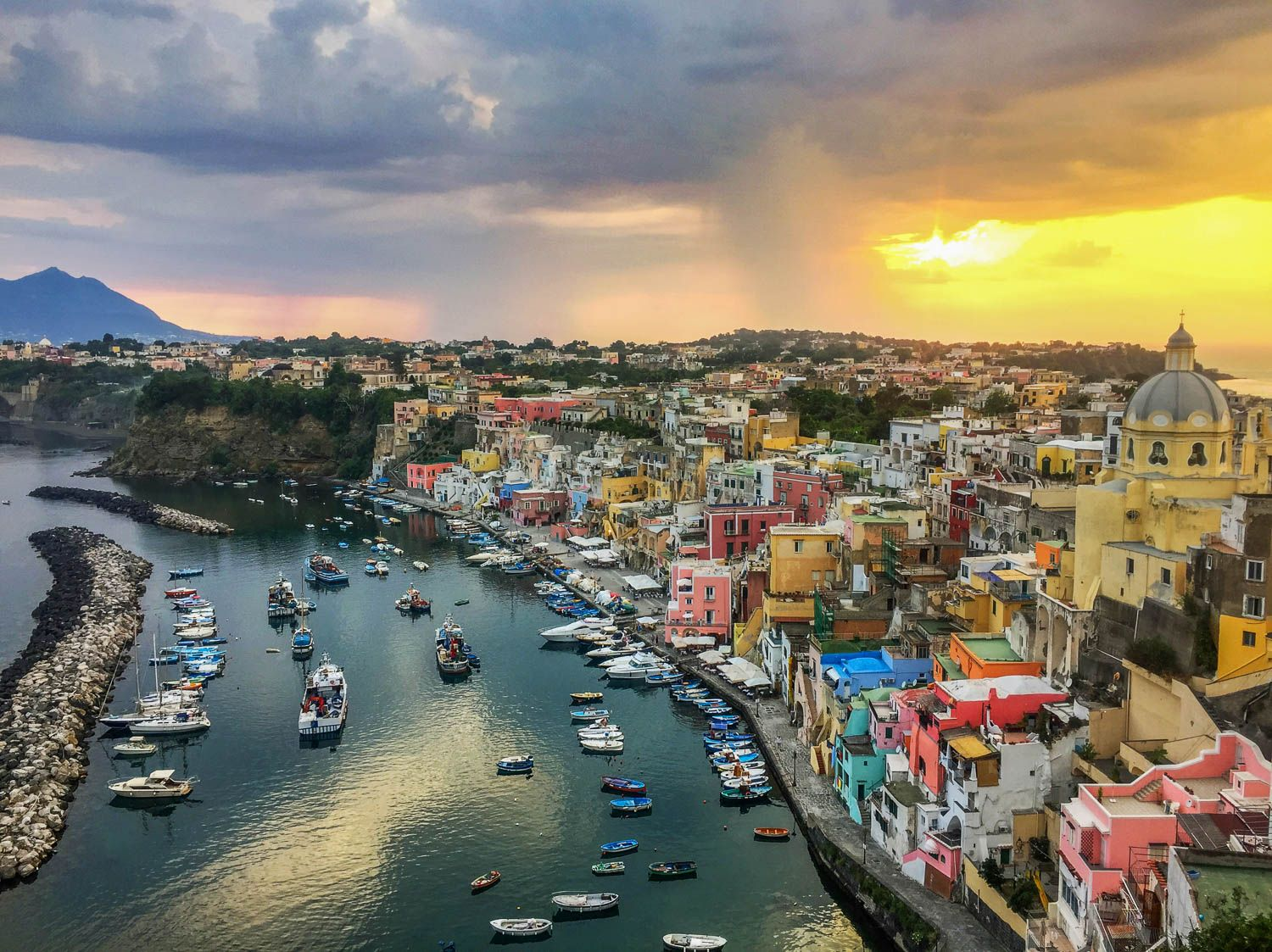 Procida: The Secret Island in the Bay of Naples