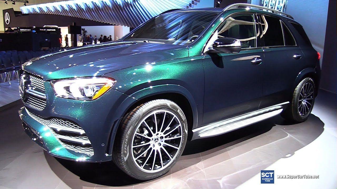 2020 Mercedes Benz Gle Class Gle 450 4matic Exterior Interior