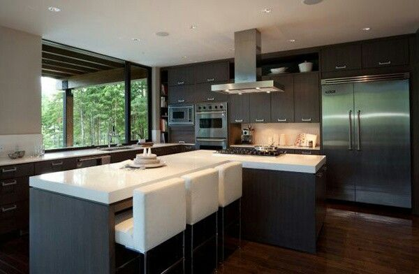 Comercial Kitchen Design Interior mountain contemporary luxury kitchen designs. luxury commercial