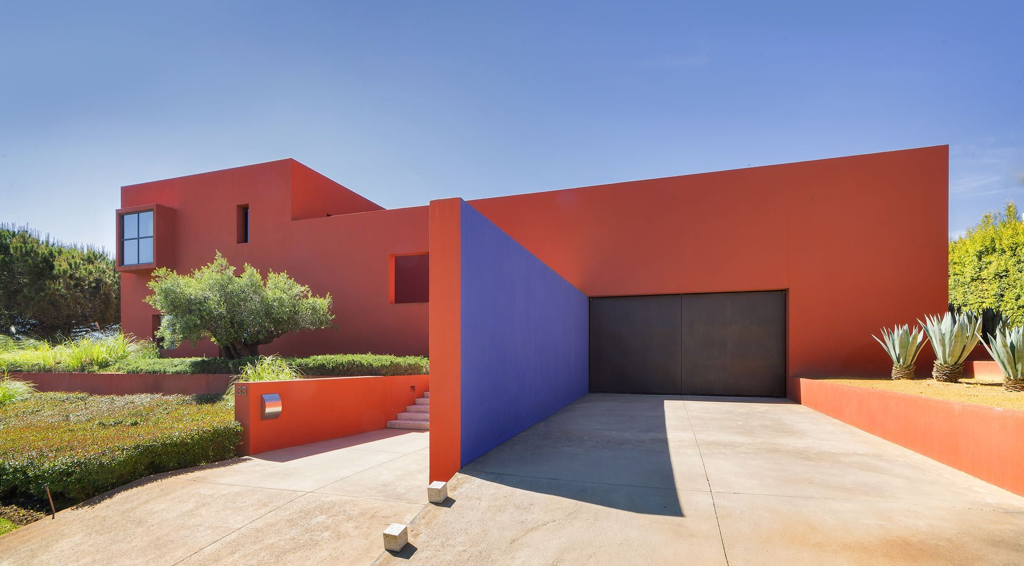 Legorreta villa sotogrande awquitectura neo mexicana - Arquitecto sotogrande ...