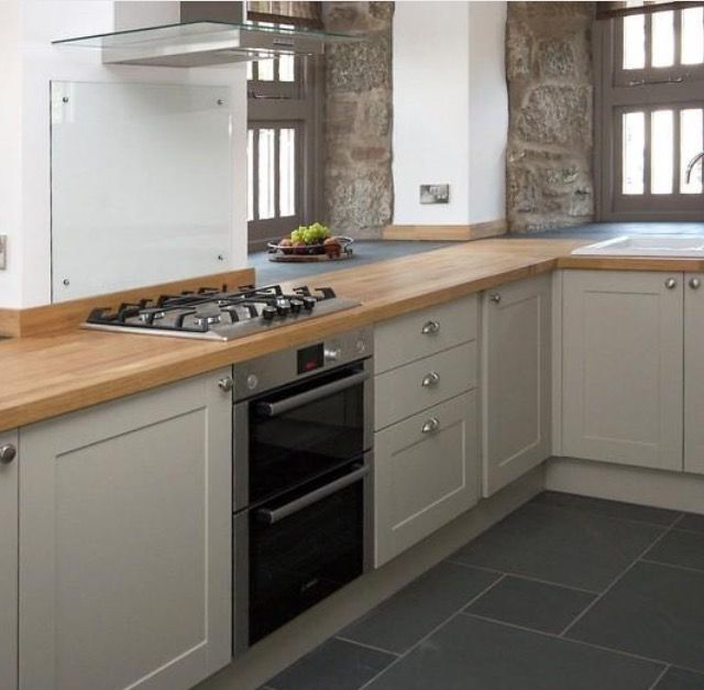 Kitchen Worktops And Flooring: Favorite Place On Earth
