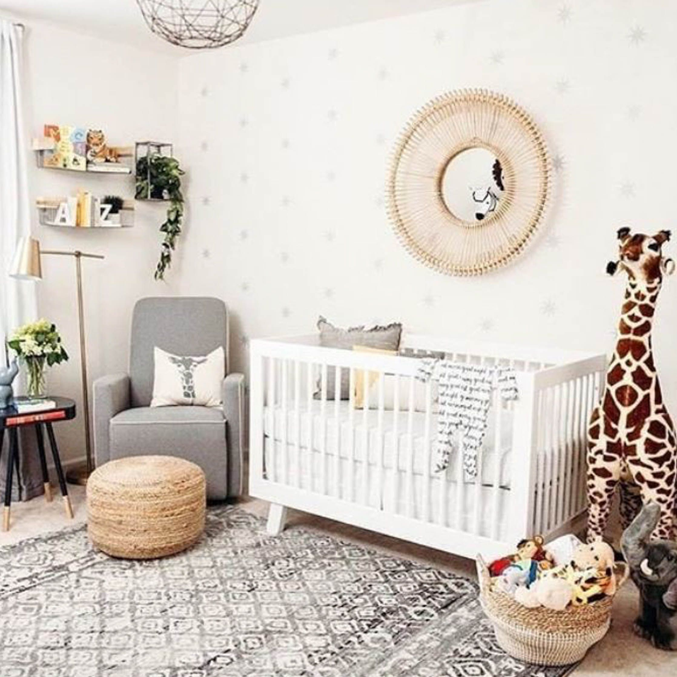 Here S What Trending In The Nursery This Week Project Baby Boy Room Decor