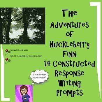 Huck finn essay prompts