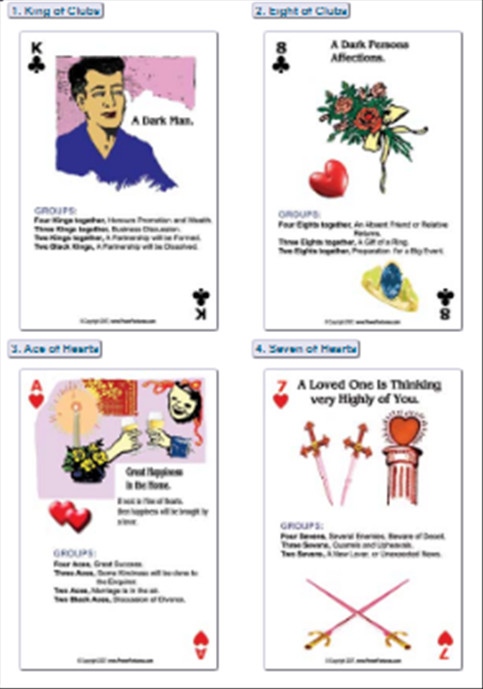 Photo of This week's #FortuneTellingCards for #Cance