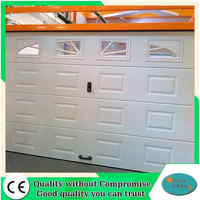 Sectional Garage Doors With Pedestrian Door Prices Lowes