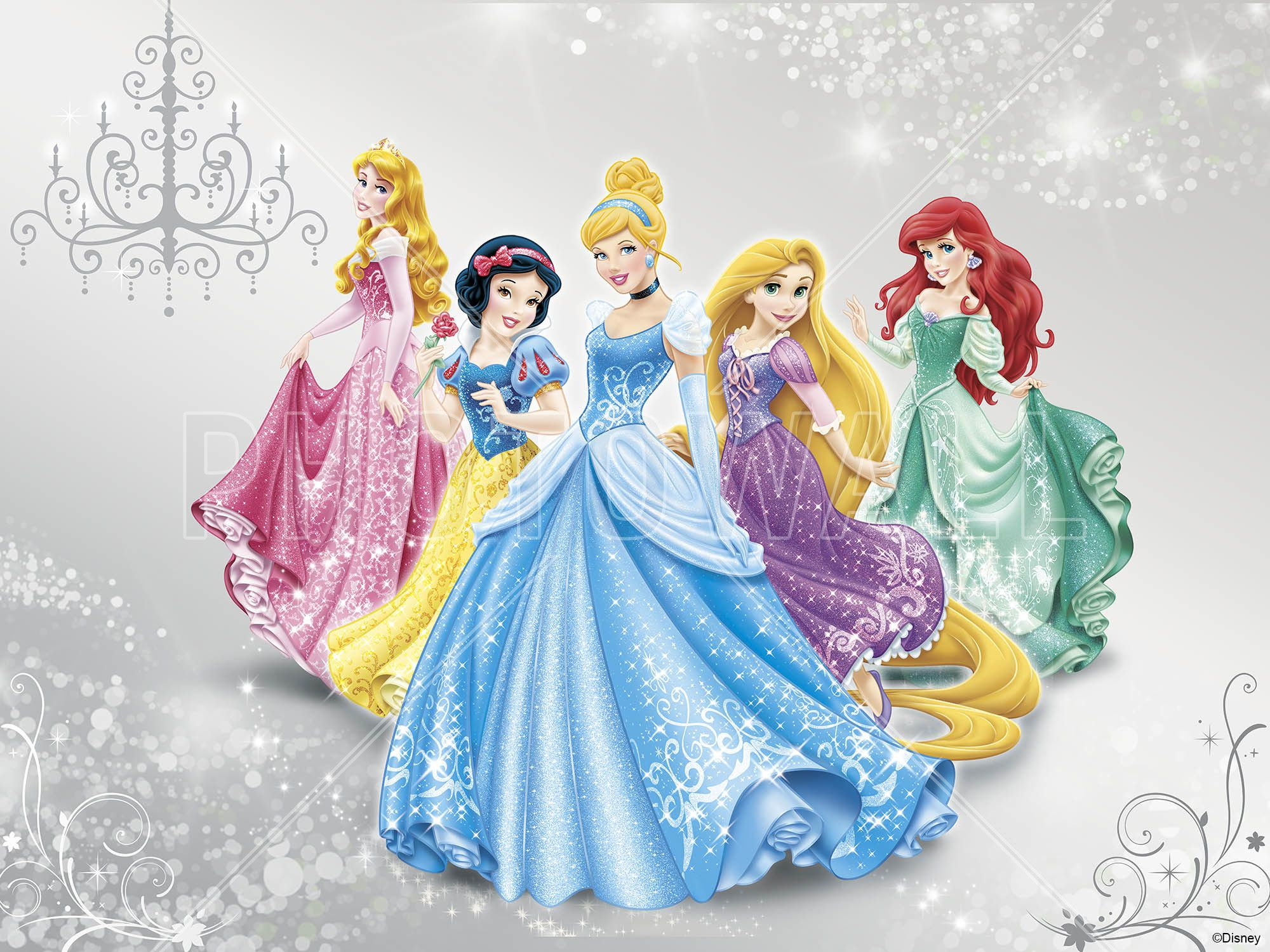 Cinderella Disney Princess Wallpapers Full Hd