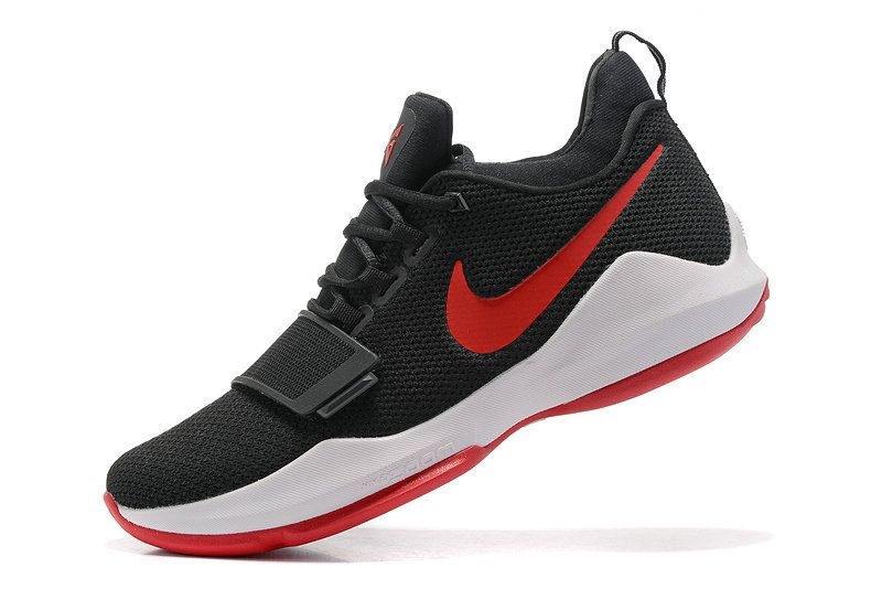 099a63700ca1f5 Free Shipping Only 69  Nike Zoom PG 1 Paul George Bred Black Sport ...